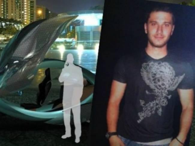 Ένας 24χρονος Έλληνας σχεδίασε το αυτοκίνητο του 2025!