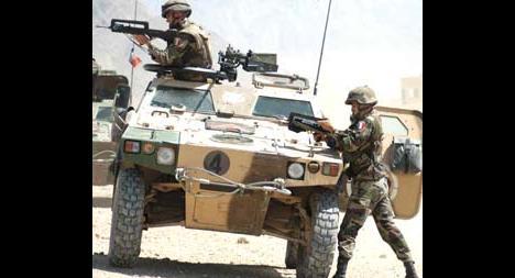 Τρεις Βρετανοί νεκροί στο Αφγανιστάν