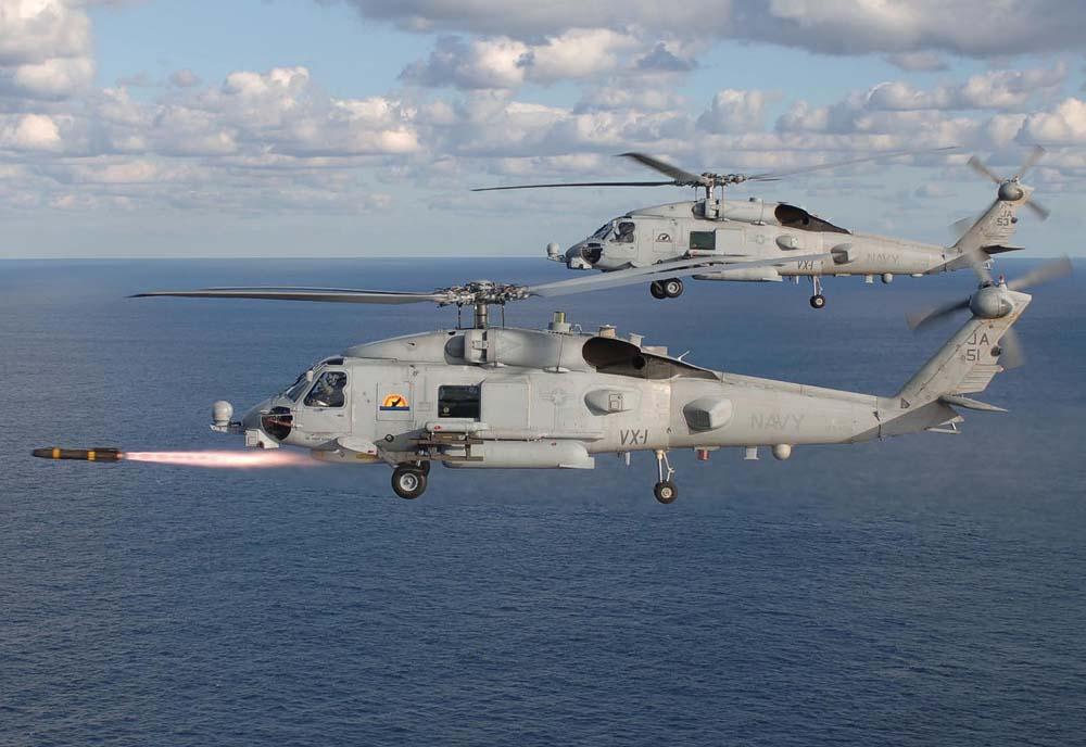 Κατάρ: Αγορά 22 ελικοπτέρων MH-60R Seahawk