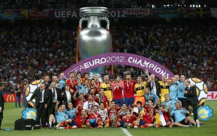 Ο επόμενος στόχος της Ισπανίας!