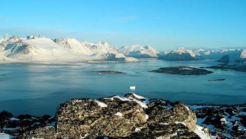 Στη Γροιλανδία ανακαλύφθηκε ο αρχαιότερος κρατήρας