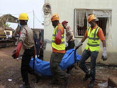 Νεκροί βουλευτές στη Νιγηρία μετά από βομβιστική επίθεση