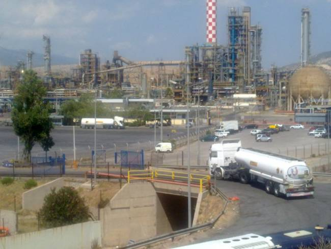 Ένοπλη ληστεία σε πετρελαϊκή εταιρεία στον Ασπρόπυργο