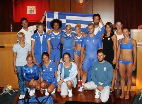 «Έκλεισε» η ελληνική Ολυμπιακή αποστολή