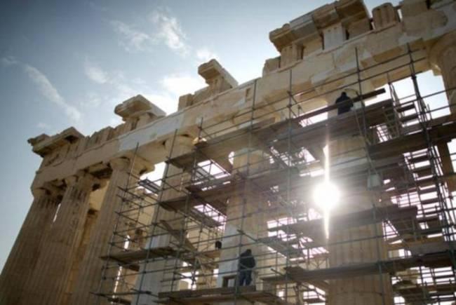 FTD: Στην Ελλάδα αντί για ανάπτυξη, κυριαρχεί κατάθλιψη