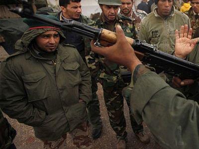 Λιβύη: Ένοπλοι απήγαγαν δύο δημοσιογράφους στην Μπάνι Ουάλιντ