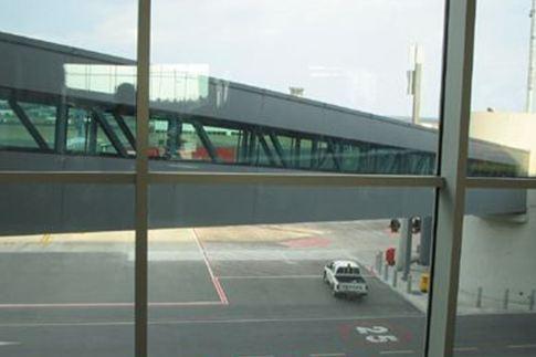 Παρ' ολίγον δυστύχημα στο αεροδρόμιο της Λάρνακας