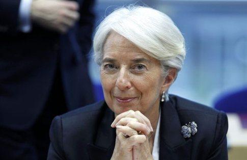 Πρόωρες οι συζητήσεις για παράταση του ελληνικού προγράμματος, λέει η Λαγκάρντ