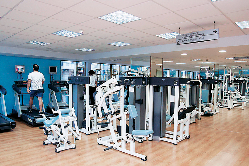 Κλείνει το γυμναστήριο της Βουλής ο Μεϊμαράκης