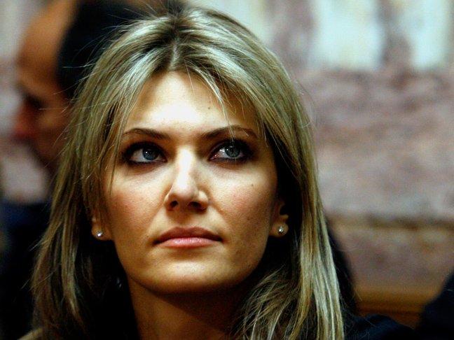 Αρνήθηκε να συμμετάσχει στην πολιτική γραμματεία του ΠΑΣΟΚ η Εύα Καϊλή