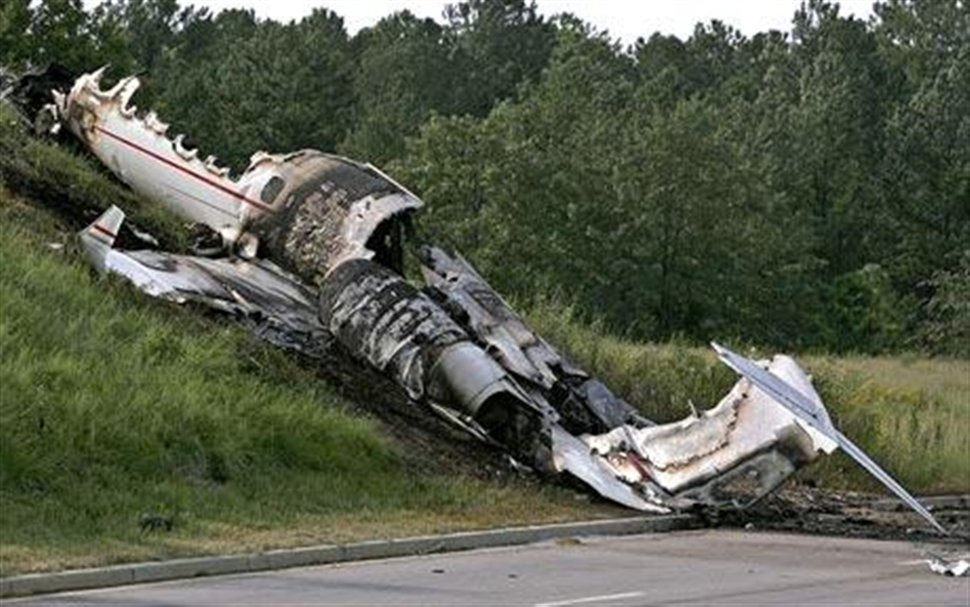 Συνετρίβη ιδιωτικό αεροσκάφος  στη Γαλλία