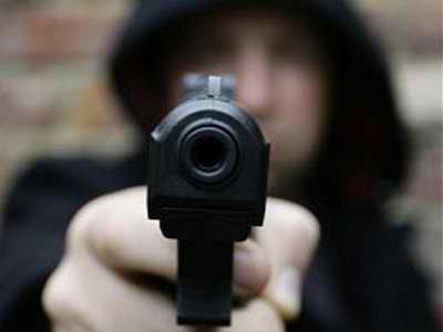 Ένοπλη ληστεία με δύο τραυματίες στο Ηράκλειο