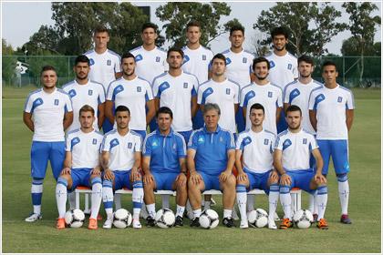 Δεν τα κατάφερε η Εθνική Νέων στον τελικό του Euro 2012