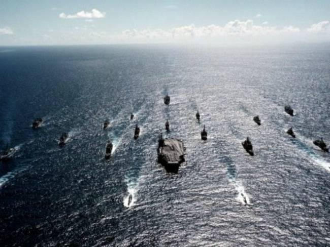 Αμερικανικά πυρά κατά πλοίου στον Περσικό Κόλπο