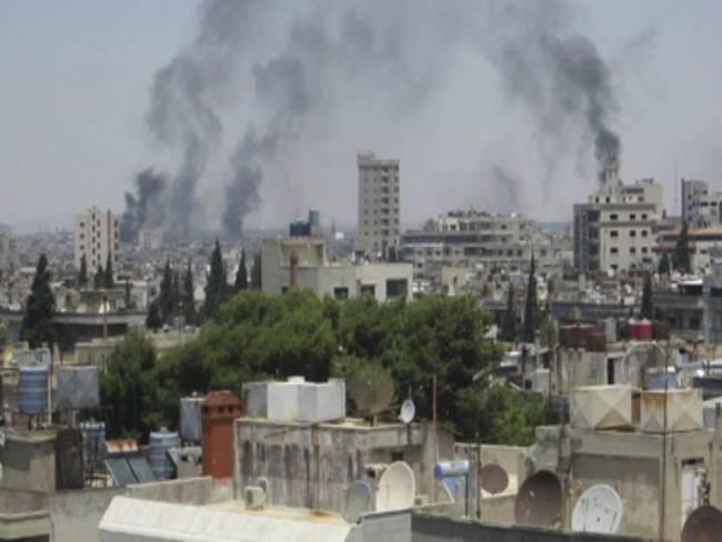 Συρία: Εντείνονται οι συγκρούσεις στη Δαμασκό