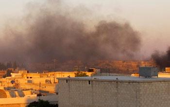 Ξεπέρασαν τους 200 οι νεκροί χθες στη Συρία