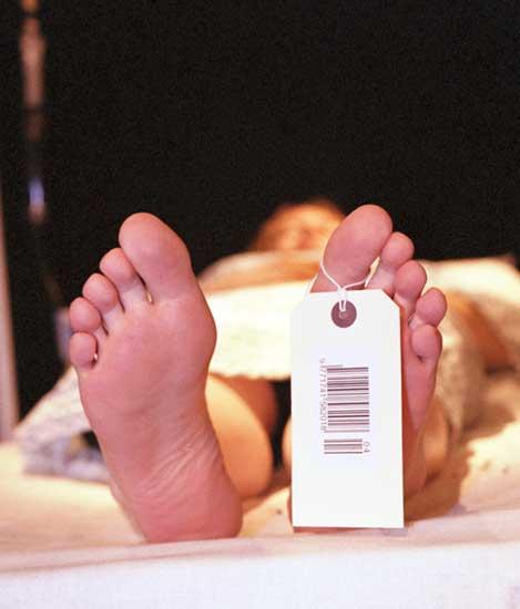 Θέση νεκροτόμου μέσω ΑΣΕΠ