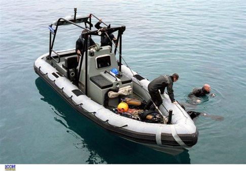 Δύο παλιές νάρκες εντοπίστηκαν στη θαλάσσια περιοχή της Βάρκιζας