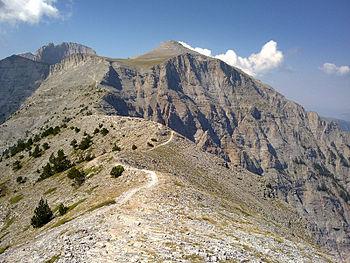 Λάρισα : 1oς αγώνας ορειβατικής πεζοπορίας στον Όλυμπο