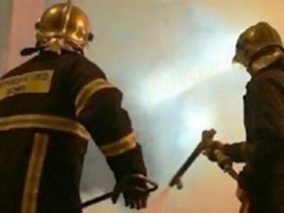 Μεγάλες ζημιές από πυρκαγιά σε καφέ - ουζερί