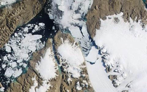 Αποκολλήθηκε παγόβουνο διπλάσιο από το Μανχάταν