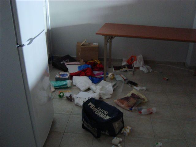 Καρδίτσα: Διέρρηξαν το Κλειστό Γυμναστήριο Σοφάδων .