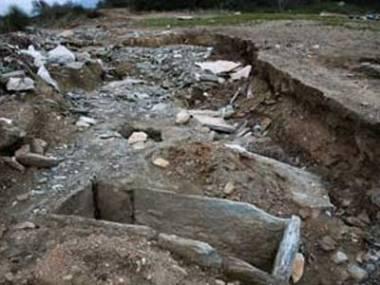 Στο Δυρράχιο βρέθηκαν περισσότεροι από 36 Αρχαιοελληνικοί τάφοι!