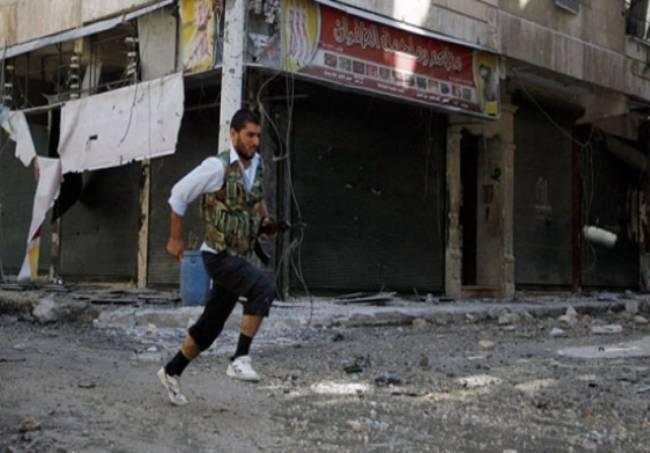 Συρία: Χερσαία επίθεση του στρατού στο Χαλέπι