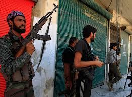 Σύροι αντάρτες «ανέκτησαν χαμένο έδαφος» στο Χαλέπι