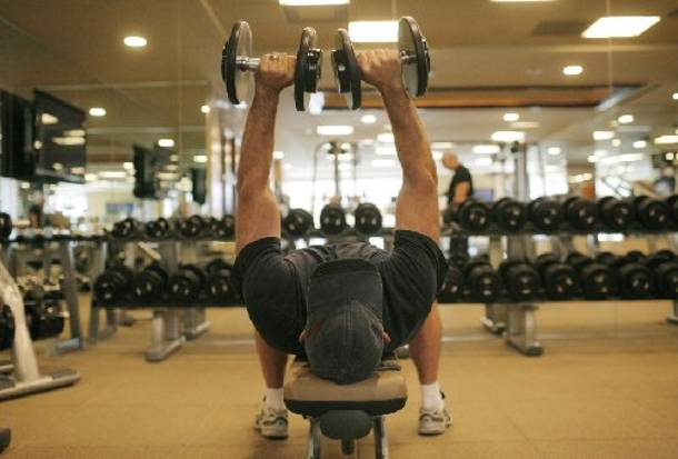Ασκήσεις με βαράκια μειώνουν τις πιθανότητες εμφάνισης διαβήτη στους άντρες