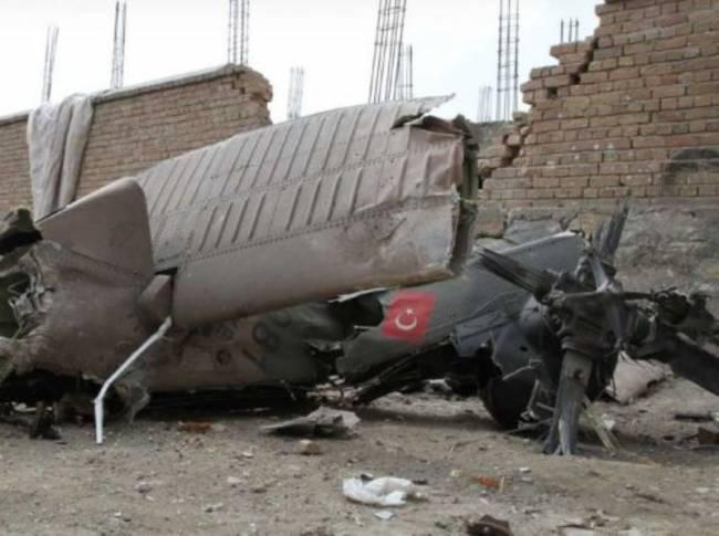 Ελικόπτερο της πυροσβεστικής συνετρίβη - Πέντε νεκροί