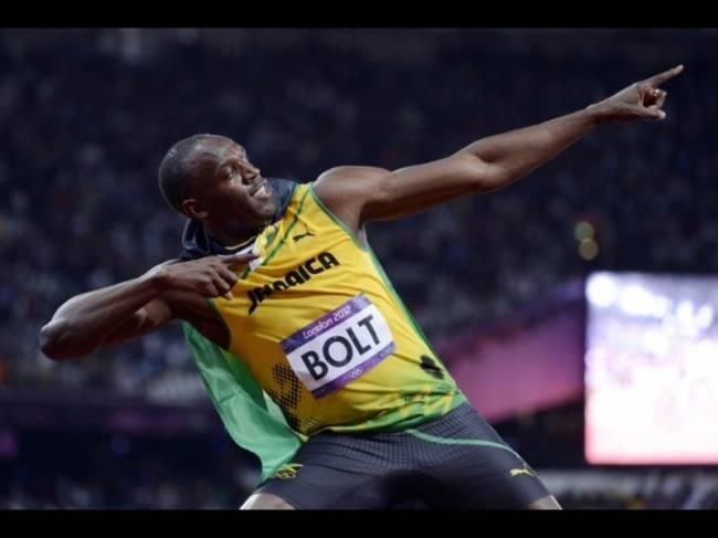 «Αστραπή» και στα 200μ ο Μπολτ