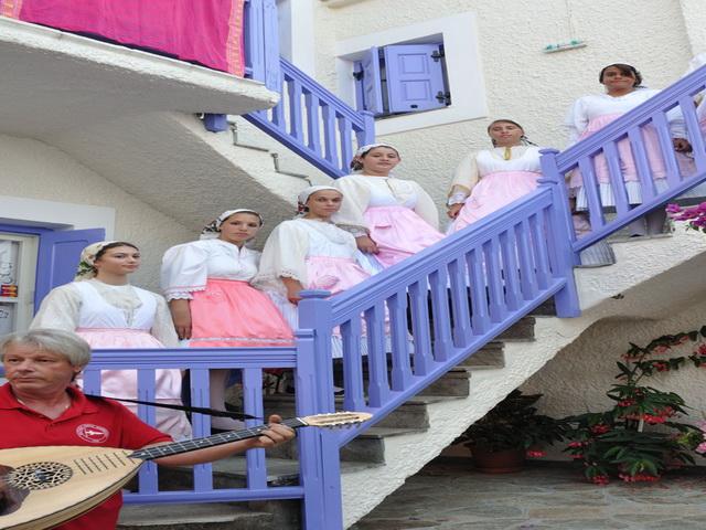 Αναβιώνει ο Αλοννησιώτικος γάμος