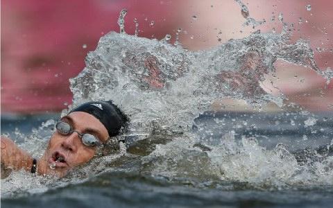 Τέταρτος στη μαραθώνια κολύμβηση ο Γιαννιώτης-Εχασε το μετάλλιο για 5''