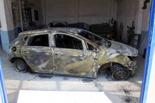 Νέα στοιχεία για τη δολοφονία στην Πάρο - Κλεμμένο το αυτοκίνητο των δραστών - Είχε χρησιμοποιηθεί σε ληστεία το 2010