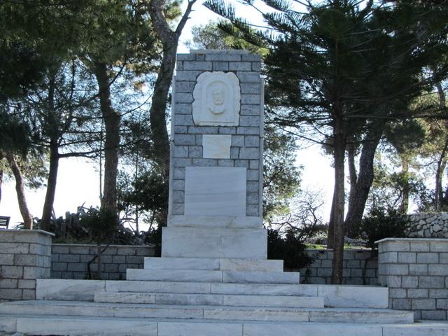 Ανάδειξη του μνημείου Αλ. Παπαδιαμάντη