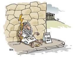 Le Monde: Το ΑΕΠ της Ελλάδας κατρακυλάει