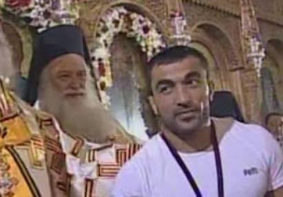 Το χρυσό μετάλλιο της Παναγίας Σουμελά απονεμήθηκε στον Ηλία Ηλιάδη