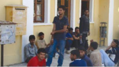 Ανησυχούν στα Τρίκαλα...για τους νεοεισερχόμενους Πακιστανούς που καταφτάνουν στην πόλη..