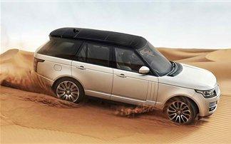 Αποκάλυψη: Ο νέος Βασιλιάς της Range Rover!