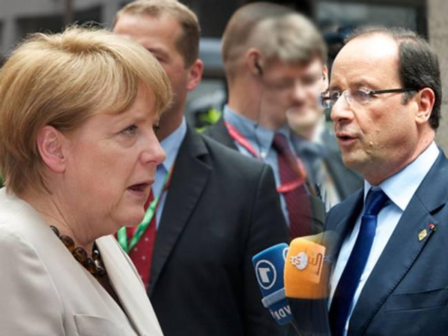 Μέρκελ: Η Ελλάδα είναι σε καλό δρόμο