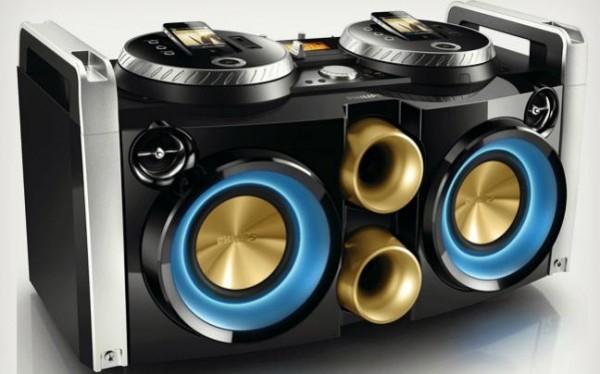 Philips Mini Hi-Fi System μετατρέπει το iPhone σε πικάπ