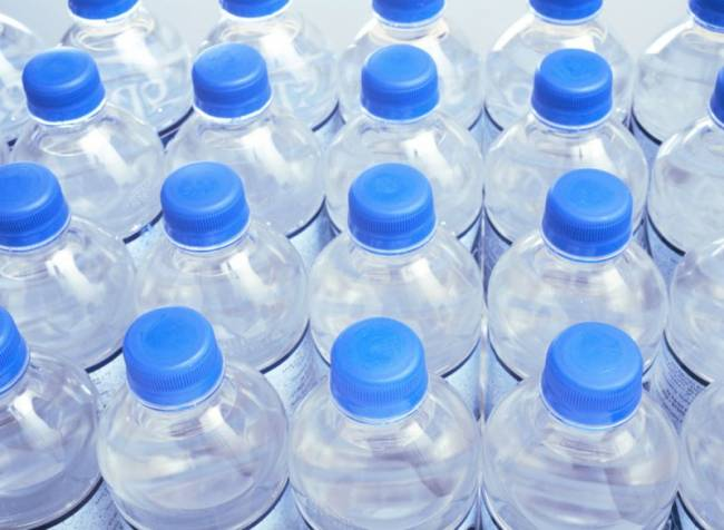Ανάκληση του εμφιαλωμένου νερού «Λουτράκι»