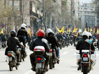 Μηχανοκίνητη διαμαρτυρία για την τιμή της βενζίνης