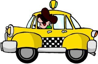 Ανέκδοτο: Ταξί σε μπλόκο