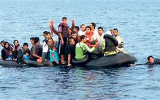 39 λαθρομετανάστες νεκροί από το σκάφος που βυθίστηκε στο Αιγαίο