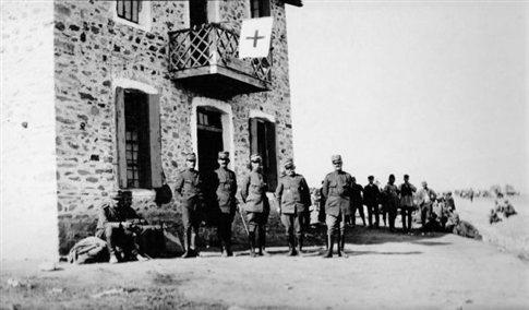 Έκθεση στη Θεσσαλονίκη με ανέκδοτες φωτογραφίες από τον Α' Βαλκανικό Πόλεμο
