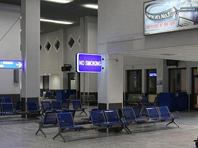 Μπλακ άουτ στο αεροδρόμιο «Ν. Καζαντζάκης»