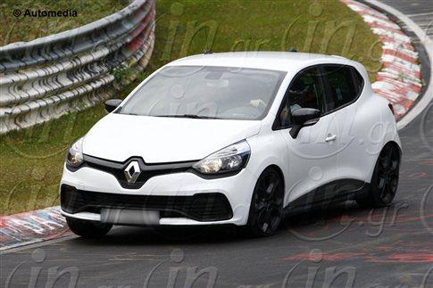 Renault Clio RS 2013: Πύραυλος τσέπης