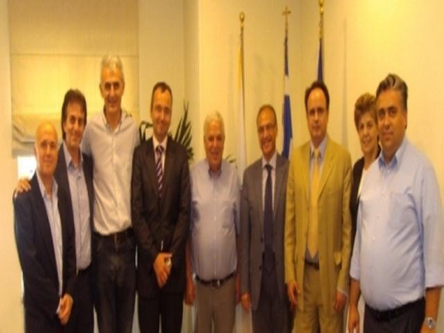 Διερεύνησαν  τις  δυνατότητες συνεργασίας Μαγνησίας - Τουρκίας
